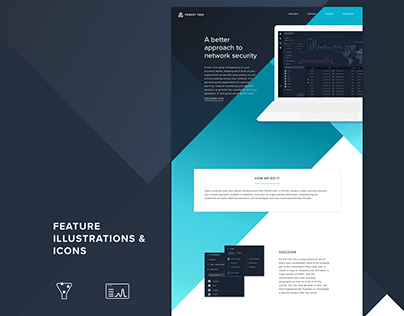 Cyber Security Tool - Web Design project