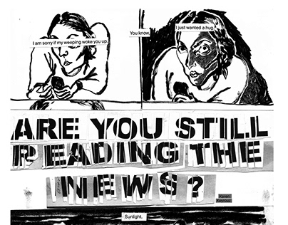 Are you still reading the news? - Zeez collective