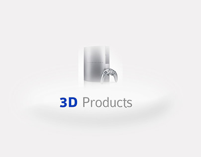3D Products Modeling
