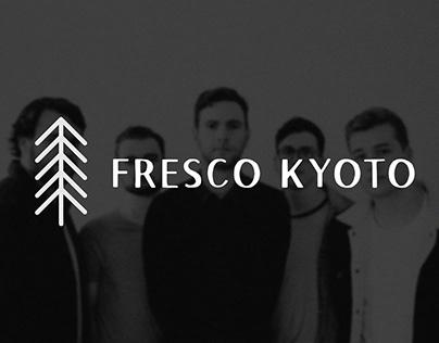 Fresco Kyoto Logo Design