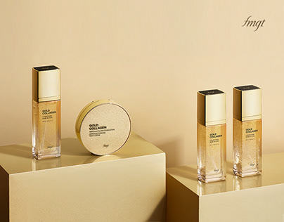 fmgt Gold Collagen Luxury Base Makeup