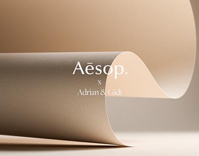 Aesop x Adrian & Gidi