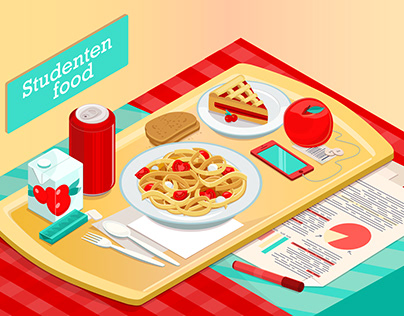 Studenten food