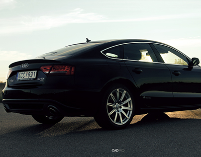 Audi A5 3.0L