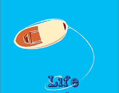 Life of Pi minimal poster