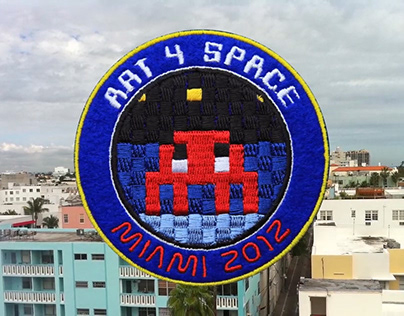 Invader - Art 4 space