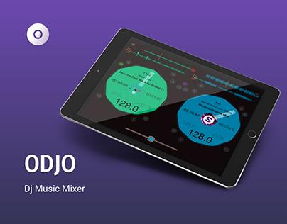 ODJO DJs Mixer App