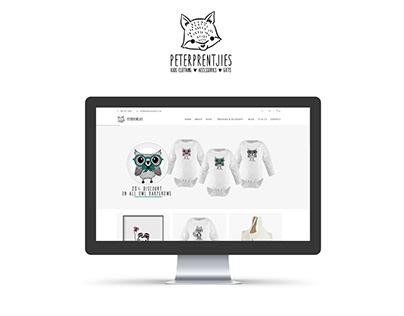 Peterprentjies Online Store