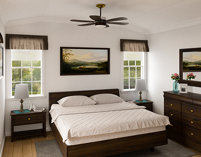 Echo Cottage Interior