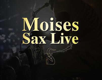 Proposta comercial - Moises Sax Live