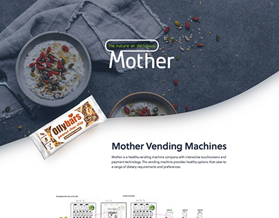 Mother Vending Machines
