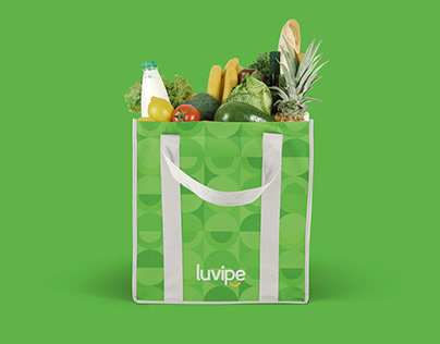 Mercado Luvipe | Visual Brand
