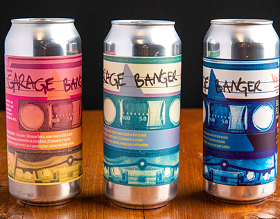 Black Flag Brewing Co. Beer Label Designs (Pt. 2)