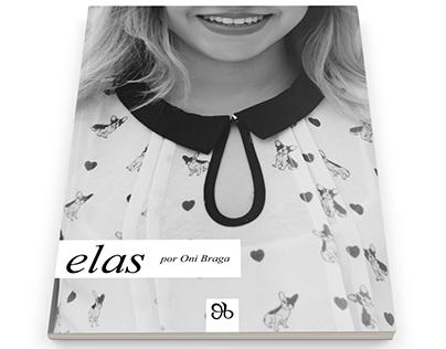 """""""elas"""" Livro por Oni Braga"""