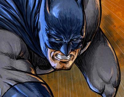 80 años de Batman / 80 years of Batman