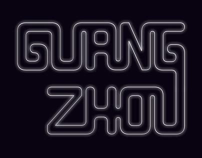GUANGZHOU | MOTION FONT