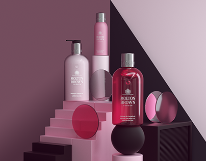 Molton Brown: Build The Tension