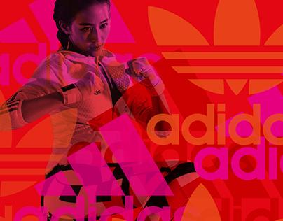Adidas Visual Graphics
