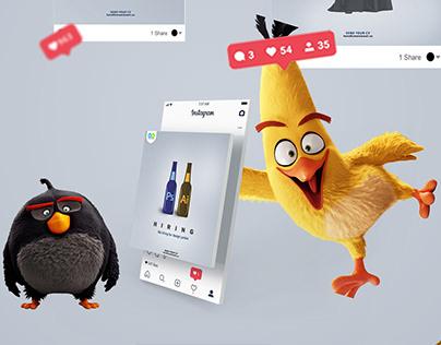 Social Media Designs - 2020