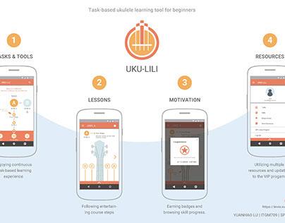 UKU-LILI _Interactive Design (WIP)