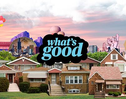 "PBS ""What's Good"""