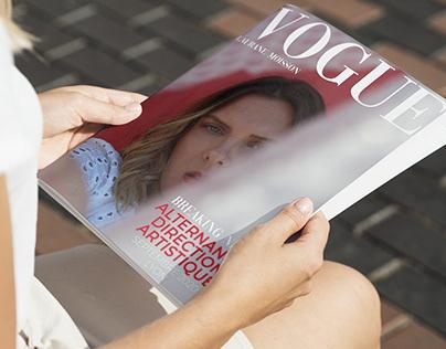 Couverture Vogue - Alternance DA
