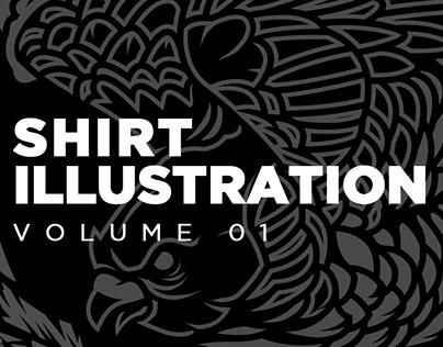 SHIRT ILLUSTRATION | Volume 01