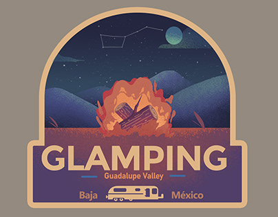 Glamping patch