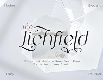 LICHFIELD FREE FONT