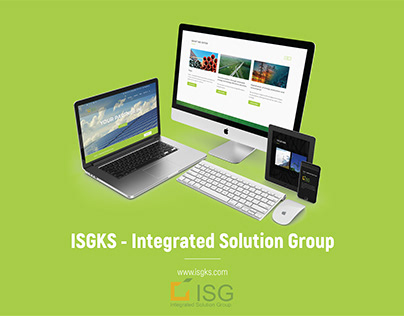 Web Design & Development – ISGKS.com | Website