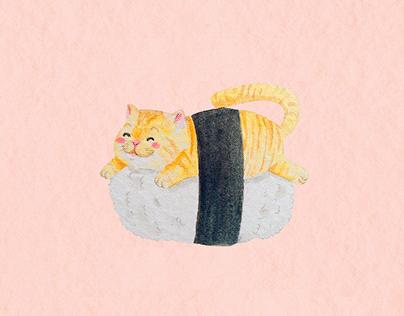 Nigiri Cat