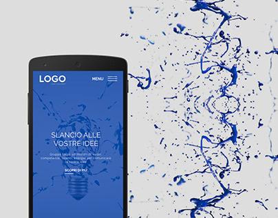 Logo - More than print - Website