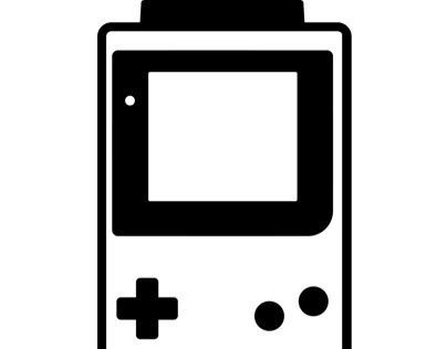 Game Boy Camera iconography