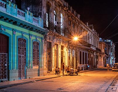 Centro Habana night vision