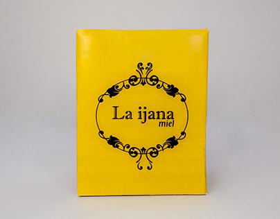 La Ijana miel (Proyecto de packaging)