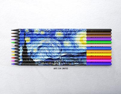 El color de la creatividad