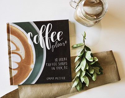 Coffee Please Book