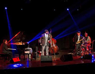Gregory Porter live in concert in Bari - 2013