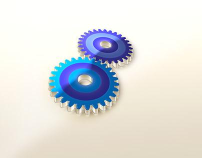 3D Creative Logo Design