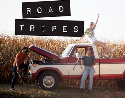 ROAD TRIPES - VISUALS & MOTION GRAPHICS