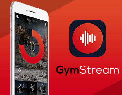 GymStream - Workout Music