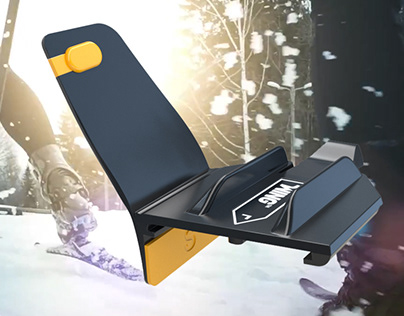 WING™ ski support