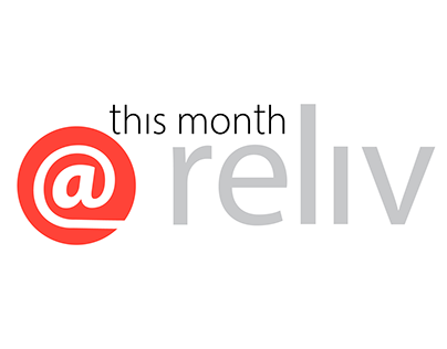 This Month @ Reliv Newsletters 2019