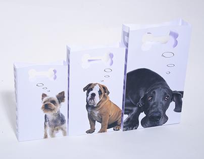 dog bone packaging