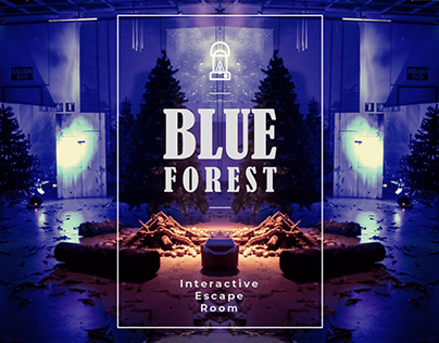 BLUE FOREST - Interactive Escape Room