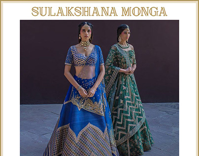 Soltee by Sulakshana Monga | Bridal '18: Form of Beauty