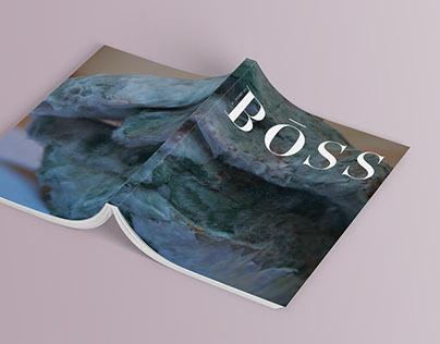 BŌSS magazine