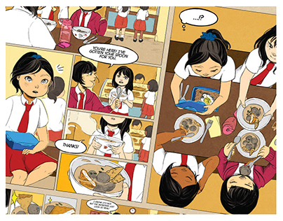 Lunch Time | Short Story