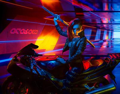 Cyberpunk 2077 (V @brutalcute)