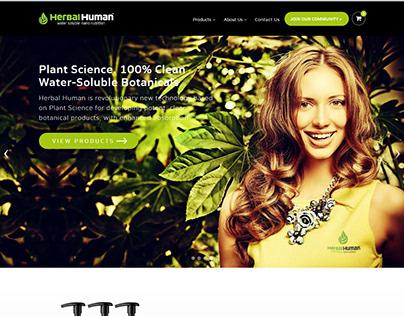 Herbal Human